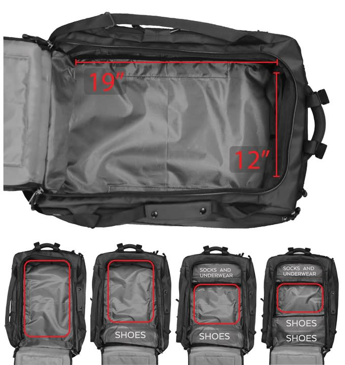Https Www Indiegogo Com Projects The Nomatic Travel Bag Backpack