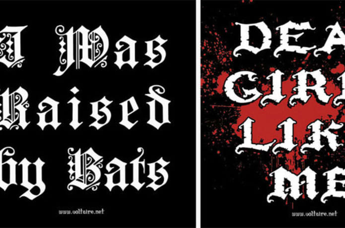 Raised by Bats- A star-studded Gothrock album from Aurelio