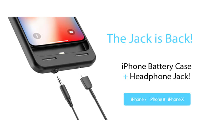 headphone case for iphone 8