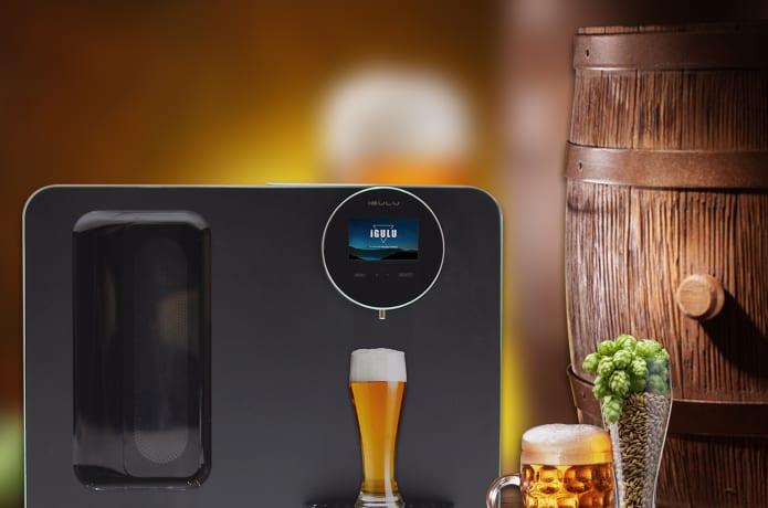 iGulu - Smart, Automated Craft Beer Home Brewery   Indiegogo