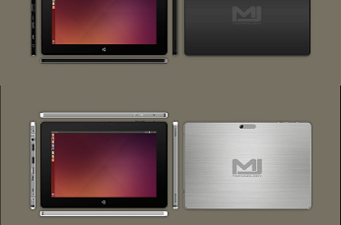 World's First True Linux x86 and x64 Tablet | Indiegogo