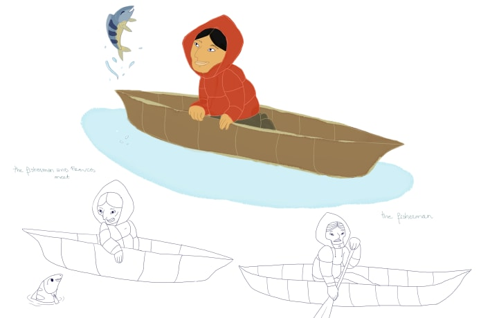 Frances the Fish - an animated short film | Indiegogo