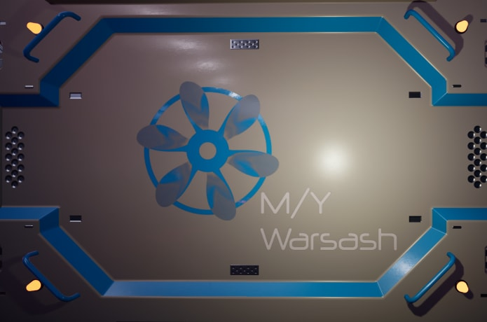 Warsash: Chief Engineer | Indiegogo