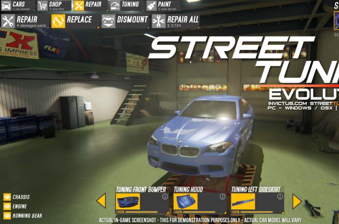 street legal racing redline building a car