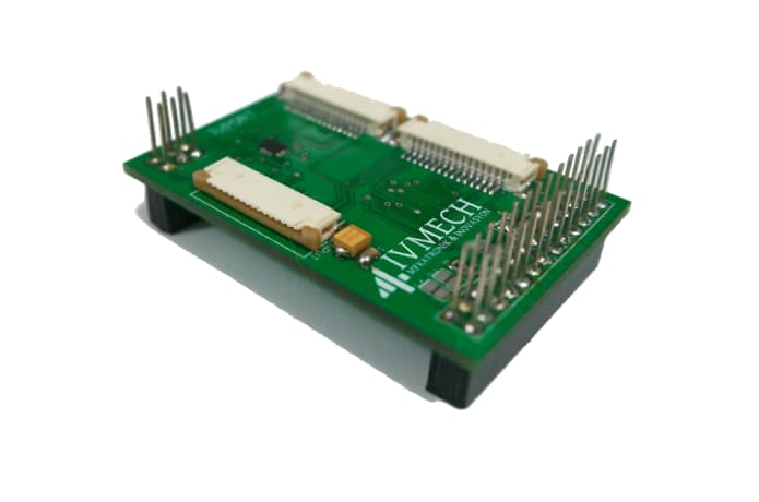 IVPort Raspberry Pi Camera Module Multiplexer | Indiegogo