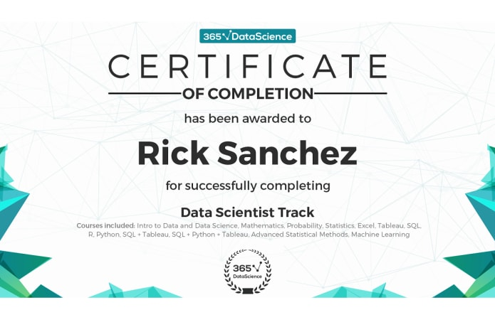 The 365 Data Science Online Program | Indiegogo