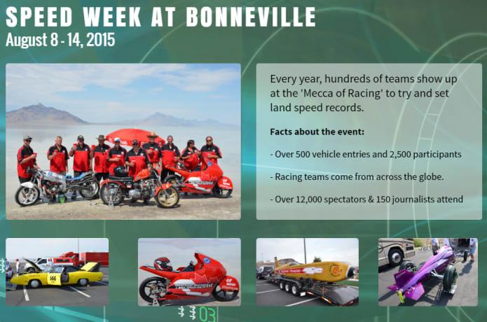 Jaguar D-Type Land Speed Record at Bonneville | Indiegogo