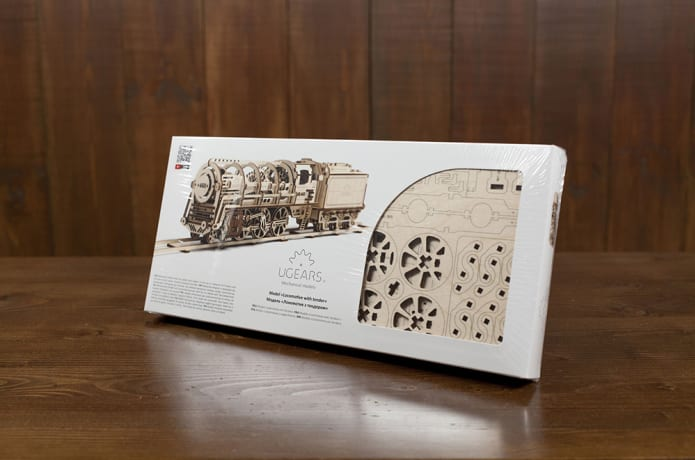 UGEARS: self-propelled mechanical wooden models   Indiegogo