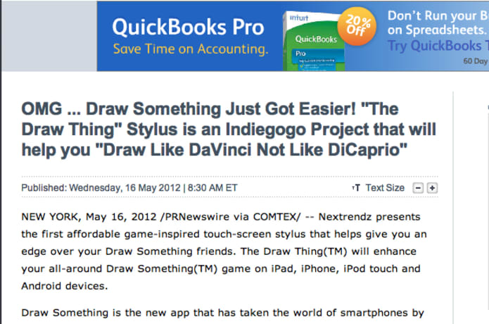 The Draw Thing*- Draw like DaVinci not like DiCaprio