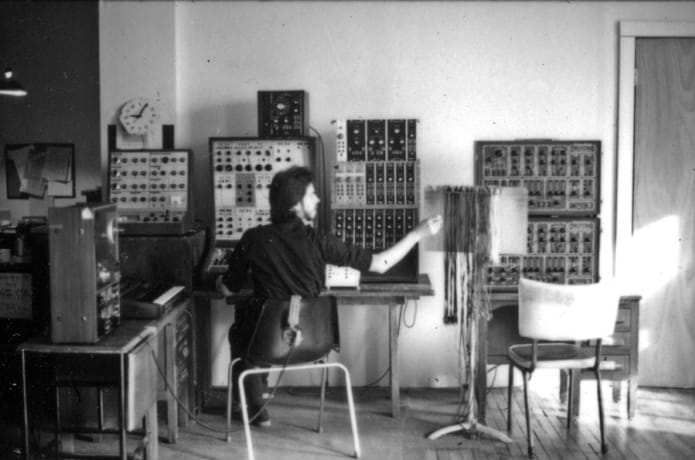 Source of Uncertainty: Buchla Concerts and Modular Synth
