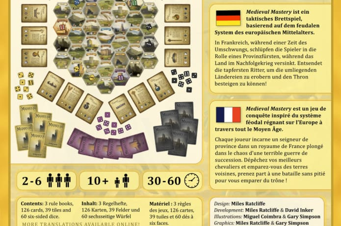 Medieval Mastery | Indiegogo
