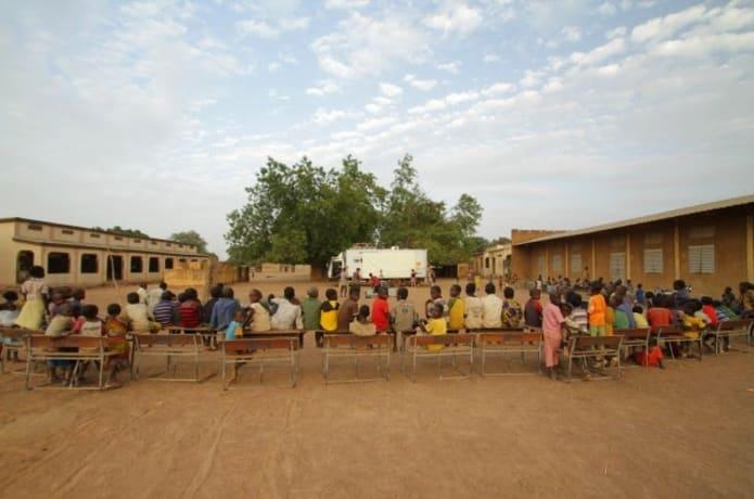 Solar Powered Cinema - Mission: Mongolia | Indiegogo