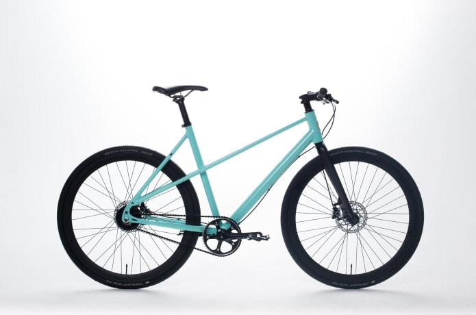 Will There Someday Be Bike In >> Ampler The Cleanest Looking Electric Bike Indiegogo
