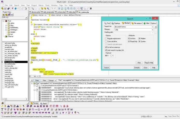 Multi-Edit The Universal Editor | Indiegogo