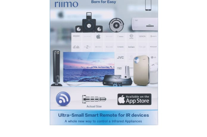 riimo-2 : IR Smart Remote for any devices | Indiegogo