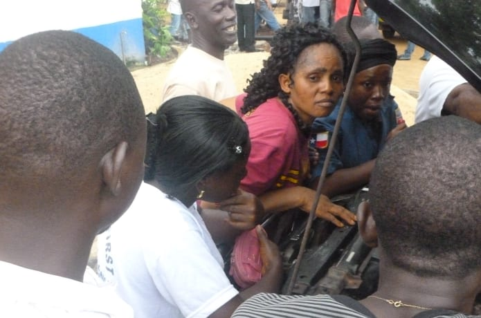 vocational training for Liberian youth | Indiegogo