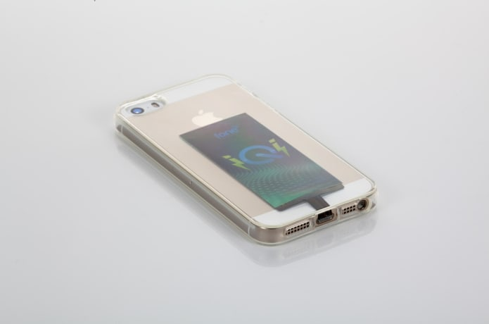 new product 51927 ba579 iQi Mobile - Seamless Wireless Charging For iPhone | Indiegogo