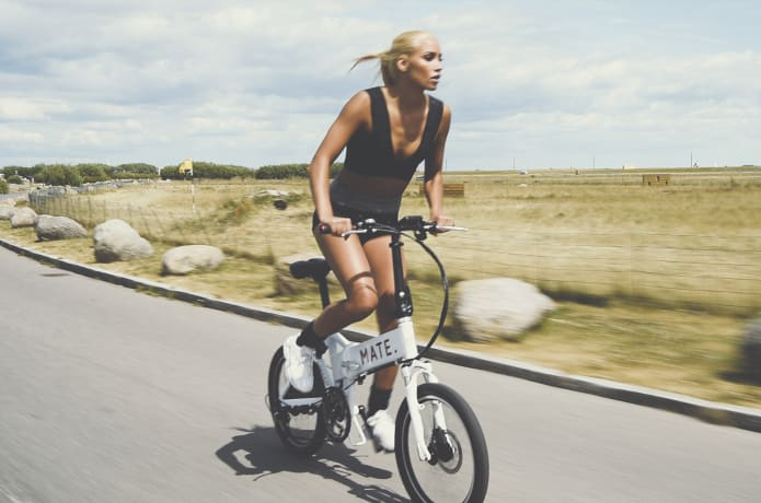 MATE  The coolest eBike EVER | Indiegogo