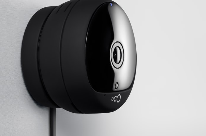 Oco2 Home Monitoring Camera with SD Card and Cloud | Indiegogo