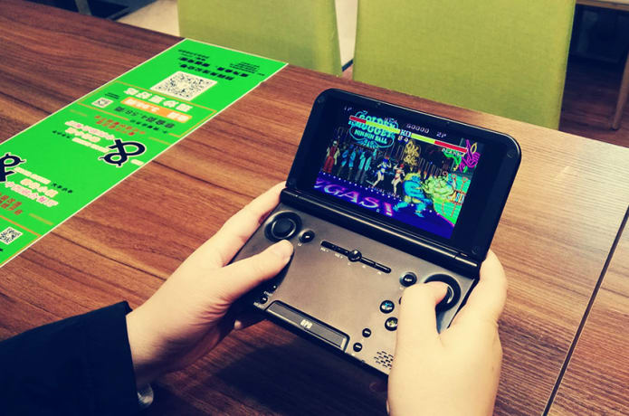 GPD XD Plus 5 Inch 6 core Handheld Game Console | Indiegogo