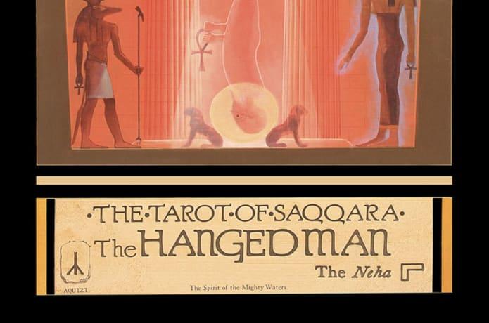 Tarot Of Saqqara | Indiegogo