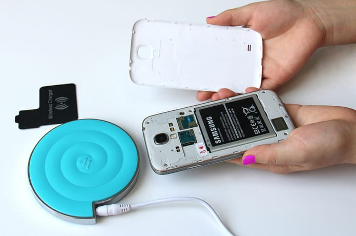 Wowhoo QI Wireless Phone Charger - Charging Of The Future