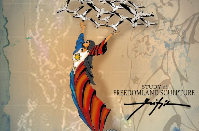 FREEDOMLAND: Keeping no  7,107 Filipino!   Indiegogo