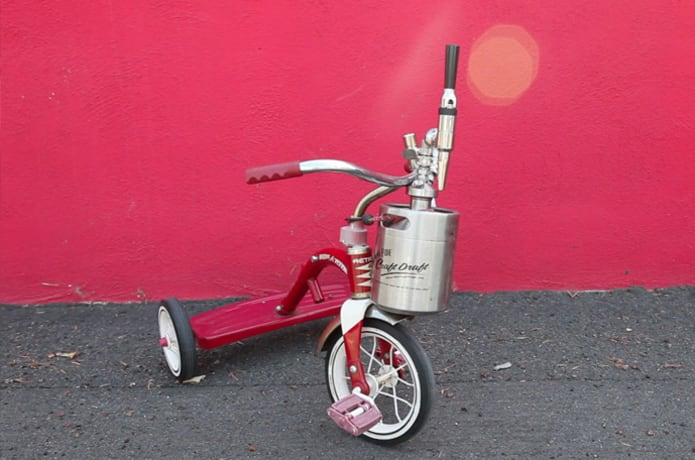 Warbler Coffee Roasting - Nitro Bike | Indiegogo