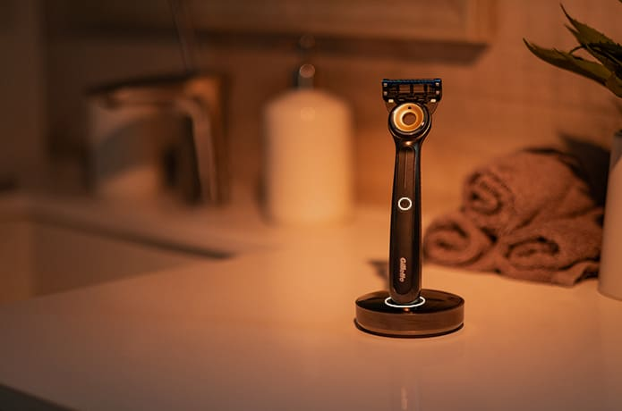 The Heated Razor by GilletteLabs - SOLD OUT | Indiegogo