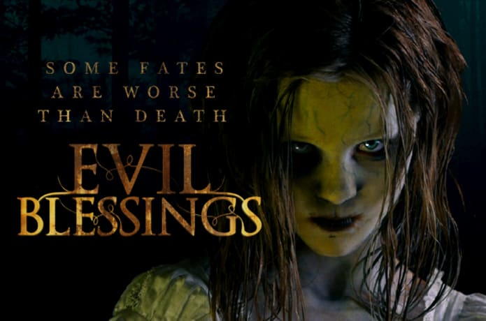 NICK CARTER'S - EVIL BLESSINGS | Indiegogo