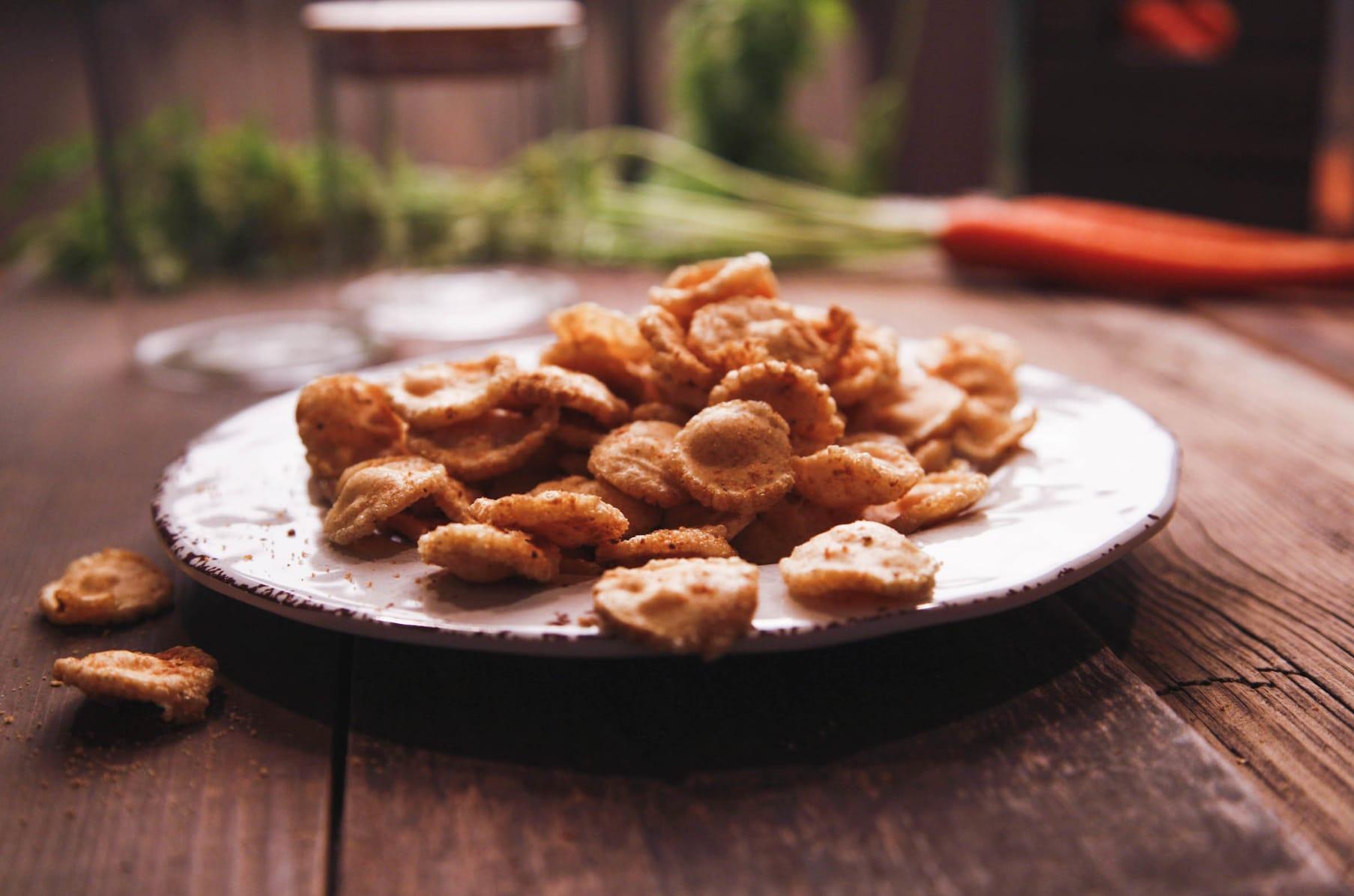 Yappah Protein Crisps: Rethinking Snacks, For Good | Indiegogo