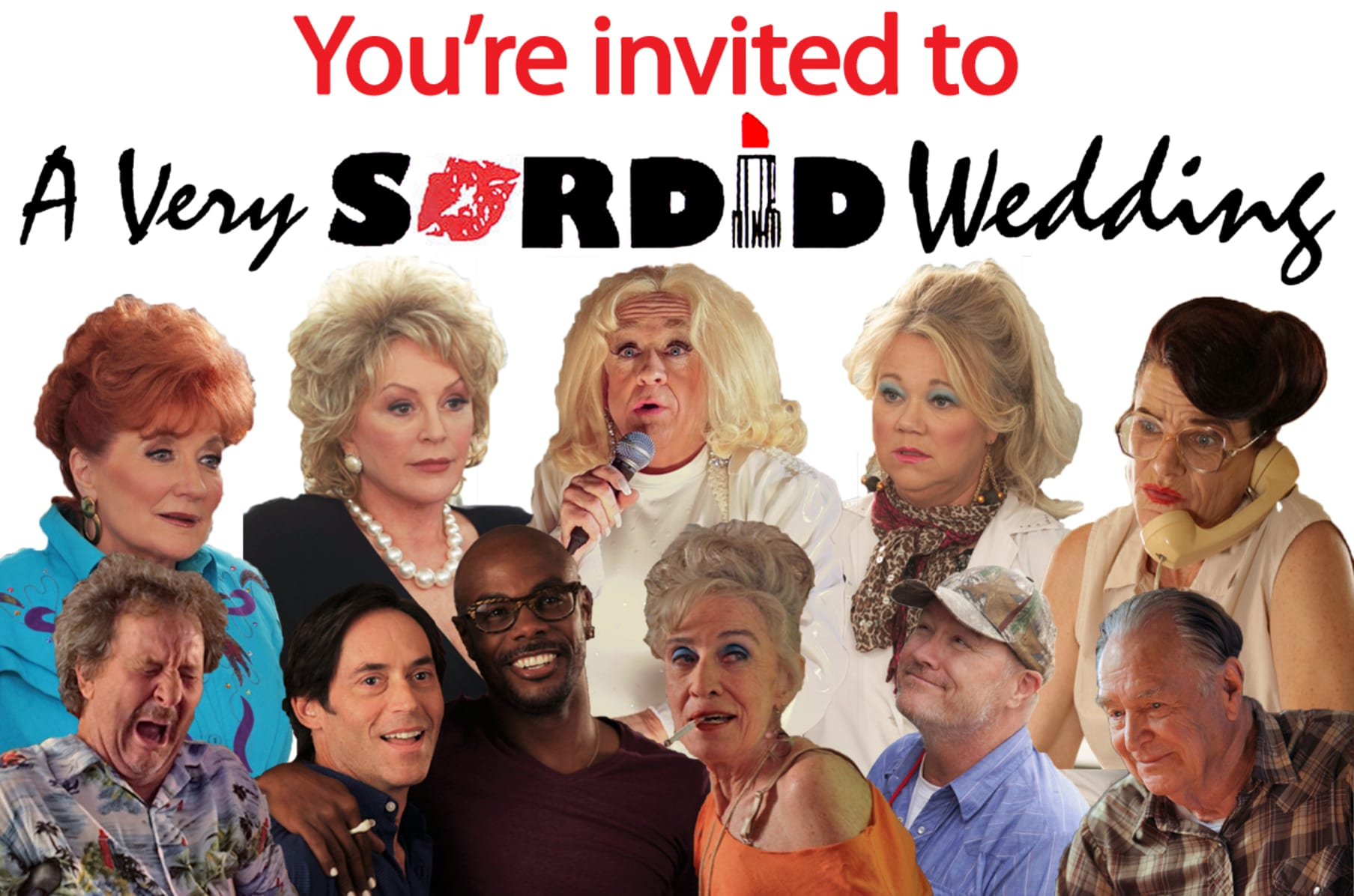 A Very Sordid Wedding  Indiegogo