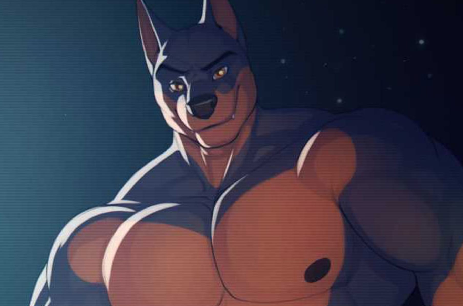 Adult Furry Flash the big book of bng: boys edition | indiegogo