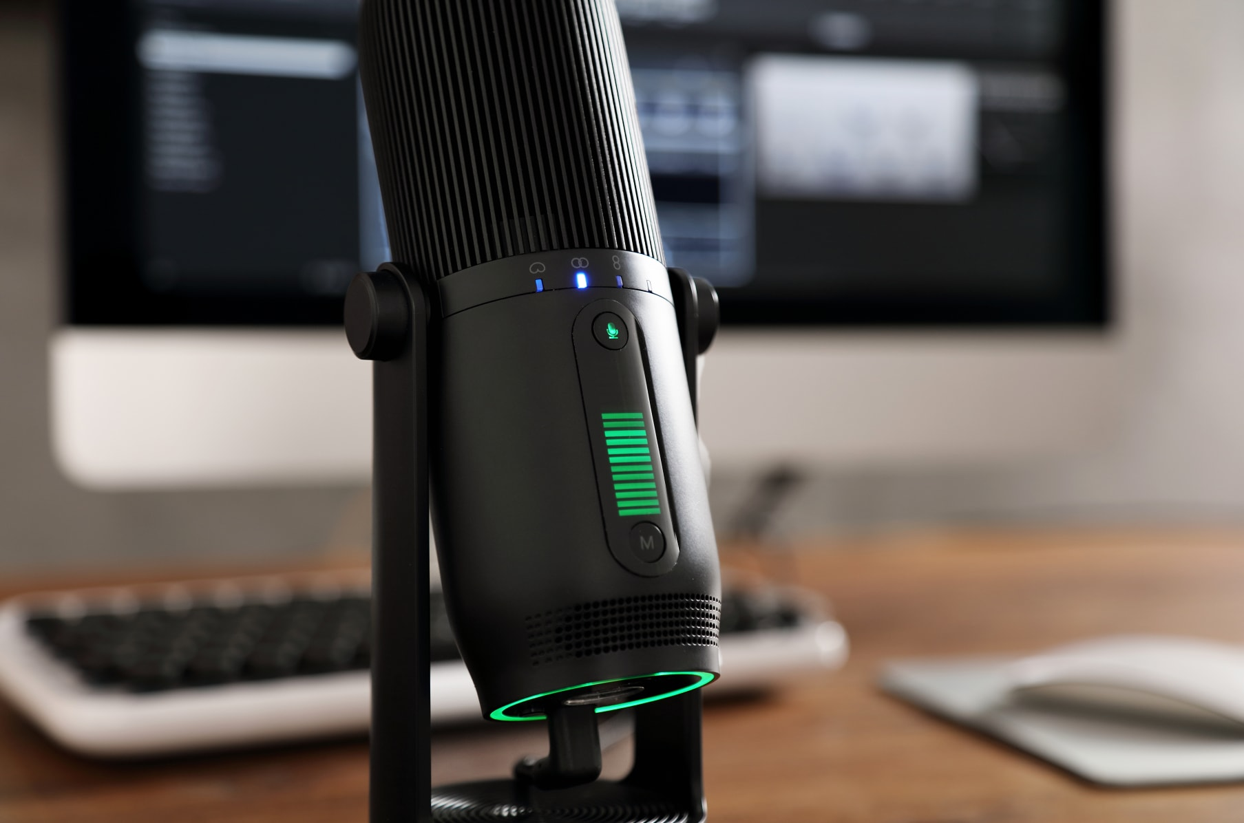 MDrill One Noise Reduction Microphone 96kHz | Indiegogo