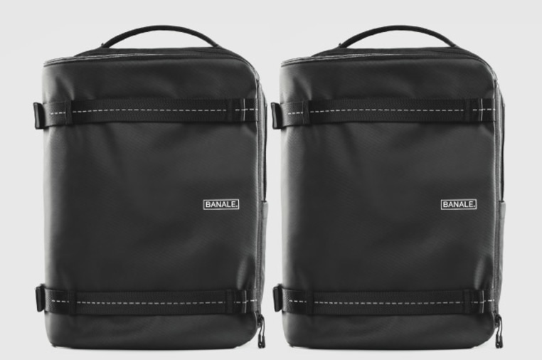 1327f6bb683 Banale Backpack: a new category of urban backpack | Indiegogo