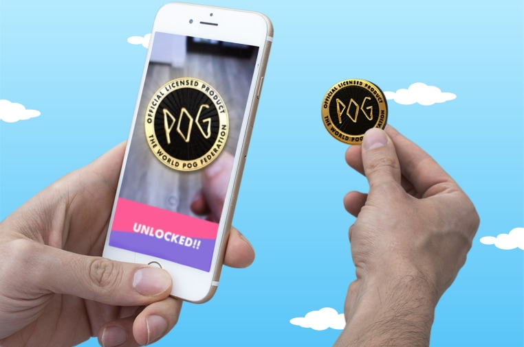POGs: The Mobile Game | Indiegogo