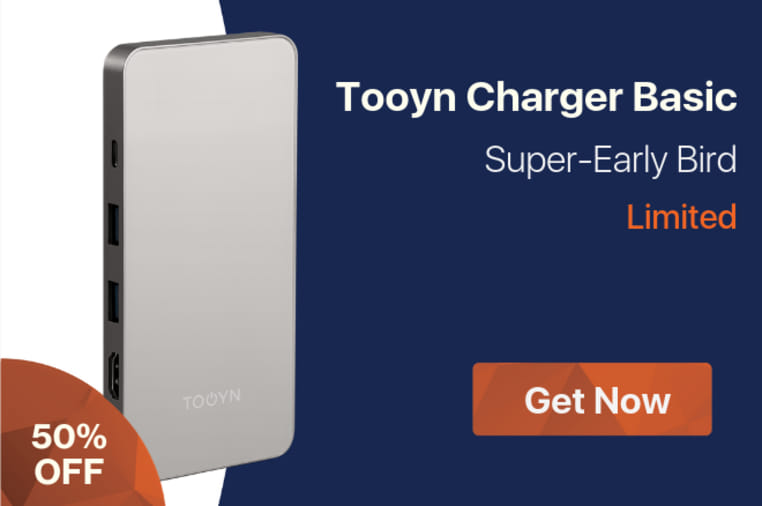 Charger Basic Super Early Bird