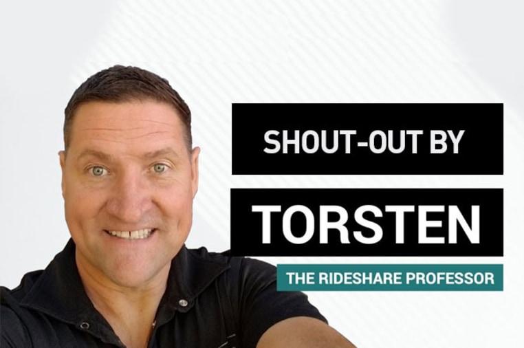G O A T  Rideshare | Indiegogo