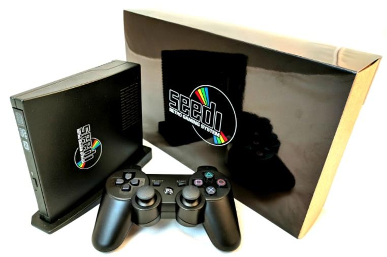 Seedi - Retro Gaming System | Indiegogo