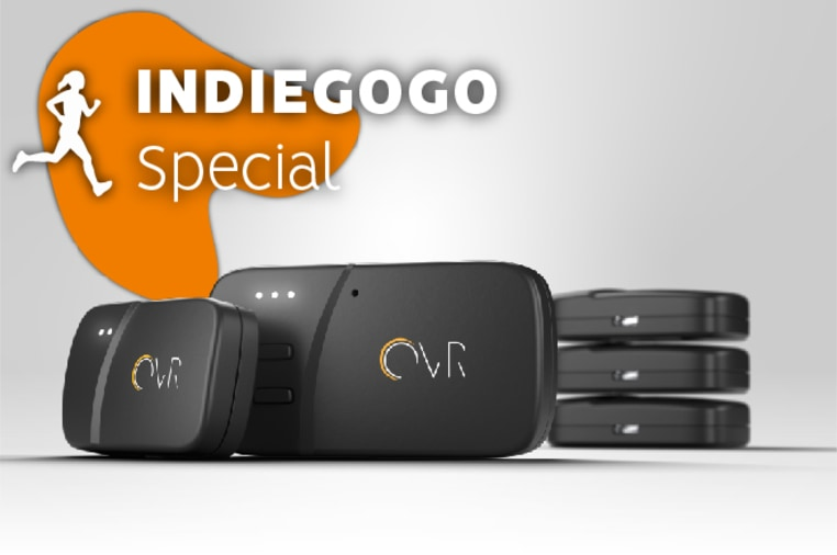 WalkOVR: Most Compatible Locomotion System for VR | Indiegogo