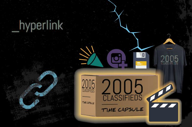 2005: Classifieds - A Short Film | Indiegogo