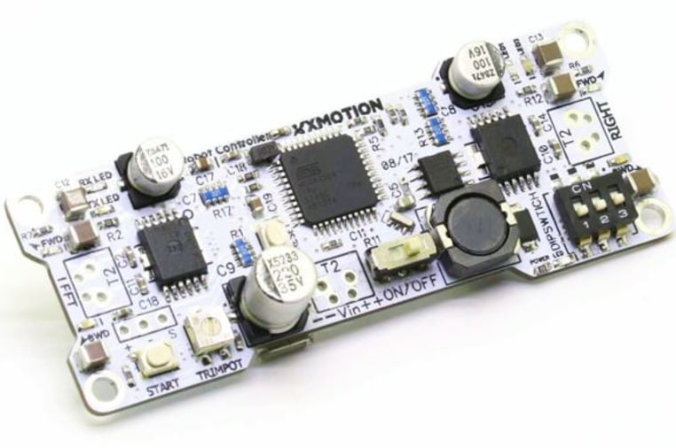 XMotion All In One Controller for Robotics | Indiegogo