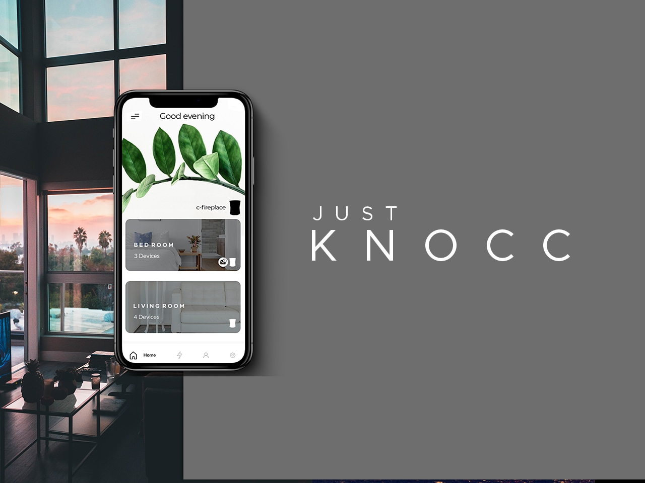 KNOCC 3.0: SMART NATURAL/SUSTIANABLE CANDLES
